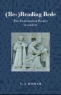 Okładka książki Re-reading Bede