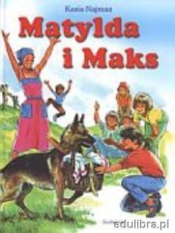Okładka książki Matylda i Maks