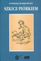 Okładka książki Szkice piórkiem