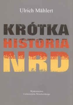 Okładka książki Krótka historia NRD