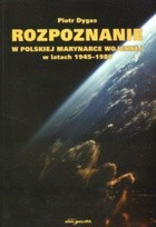 Okładka książki Rozpoznanie w Polskiej Marynarce Wojennej w latach