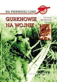 Okładka książki Gurkhowie na wojnie