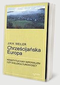 Okładka książki Chrześcijańska Europa