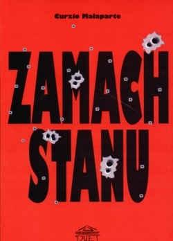 Okładka książki Zamach stanu
