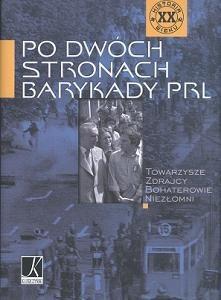 Okładka książki Po dwóch stronach barykady