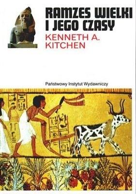 Okładka książki Ramzes Wielki i jego czasy
