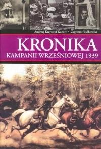 Okładka książki Kronika kampanii wrześniowej 1939 + Teczka