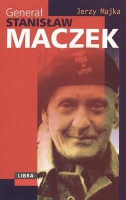 Okładka książki Generał Stanisław Maczek