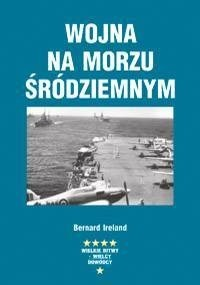 Okładka książki Wojna na Morzu śródziemnym