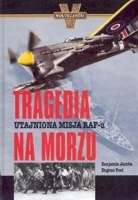 Okładka książki Tragedia na morzu