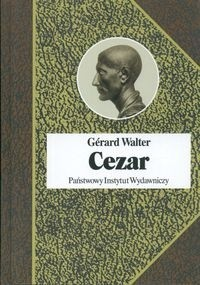 Okładka książki Cezar