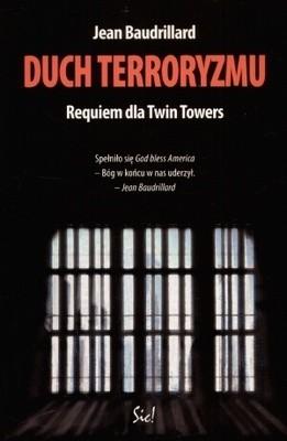 Okładka książki Duch terroryzmu