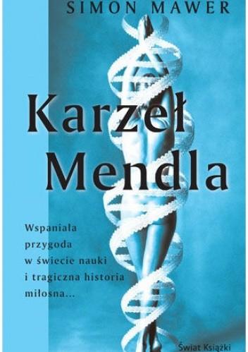 Okładka książki Karzeł Mendla