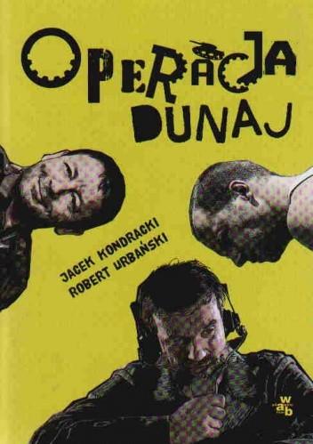Okładka książki Operacja Dunaj