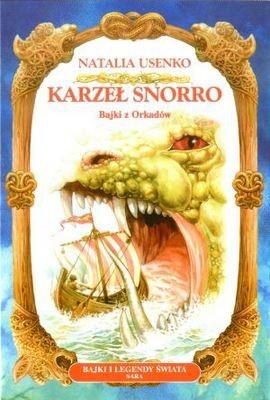 Okładka książki Karzeł Snorro. Bajki z Orkadów