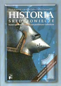Okładka książki Historia 1. Średniowiecze. Część 2