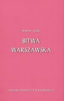 Okładka książki Bitwa Warszawska