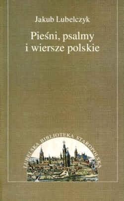 Okładka książki Pieśni psalmy i wiersze polskie