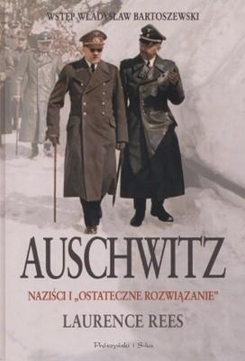 Okładka książki Auschwitz. Naziści i
