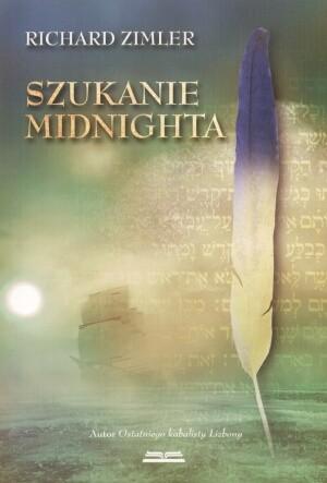 Okładka książki Szukanie Midnighta