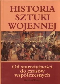 Okładka książki Historia sztuki wojennej