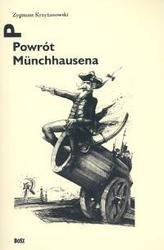 Okładka książki Powrót Münchhausena