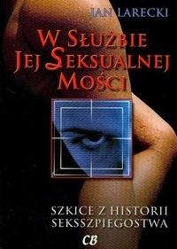 Okładka książki W służbie jej Seksualnej Mości