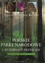 Okładka książki Polskie Parki Narodowe i Rezerwaty Przyrody