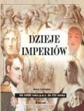 Okładka książki Dzieje Imperiów