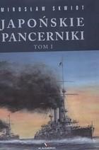 Okładka książki Japońskie pancerniki  tom 1