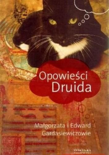 Okładka książki Opowieści Druida