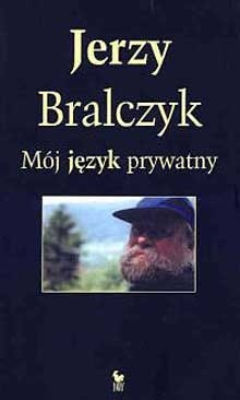 Okładka książki Mój język prywatny