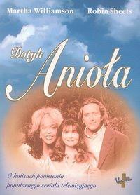 Okładka książki Dotyk anioła