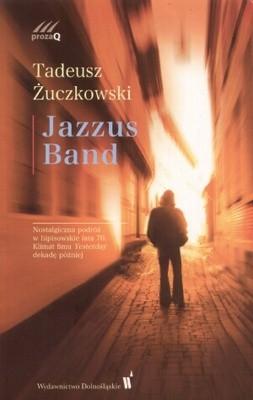 Okładka książki Jazzus Band