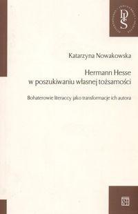 Okładka książki Herman Hesse w poszukiwaniu własnej tożsamości