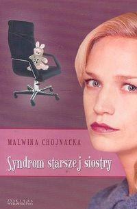 Okładka książki Syndrom starszej siostry