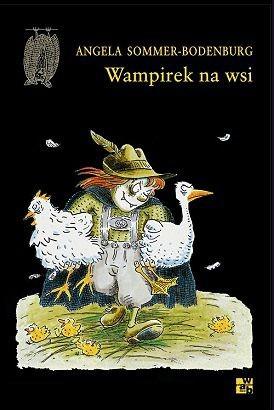 Okładka książki Wampirek na wsi