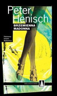 Okładka książki Brzemienna madonna