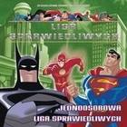 Okładka książki Jednoosobowa Liga Sprawiedliwych