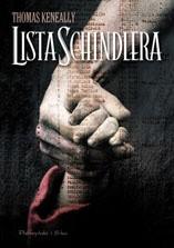 Okładka książki Lista Schindlera