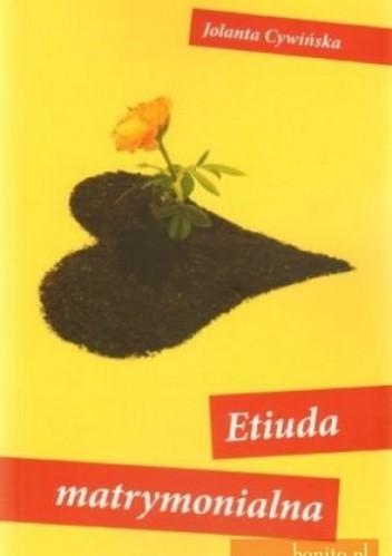 Okładka książki Etiuda matrymonialna