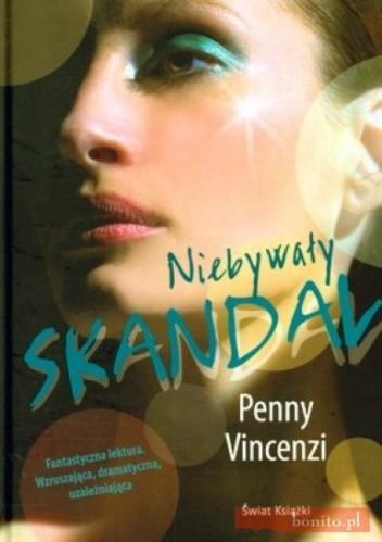 Okładka książki Niebywały skandal