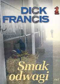 Okładka książki Smak odwagi