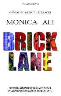Okładka książki Brick Lane