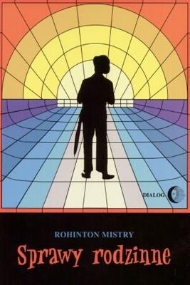 Okładka książki Sprawy rodzinne
