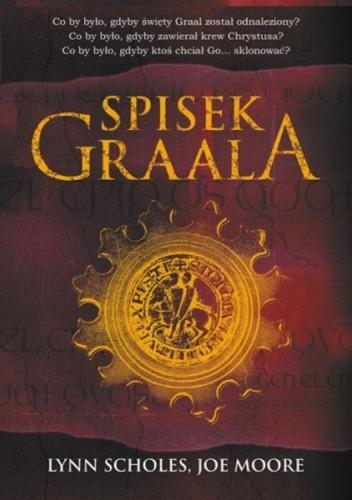 Okładka książki Spisek Graala