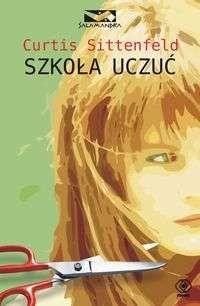 Okładka książki Szkoła uczuć