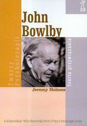 Okładka książki John Bowlby