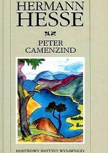 Okładka książki Peter Camenzind