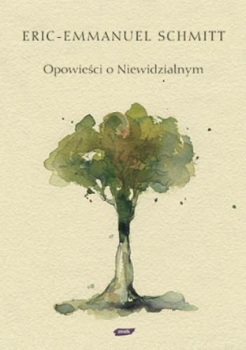 Okładka książki Opowieści o niewidzialnym